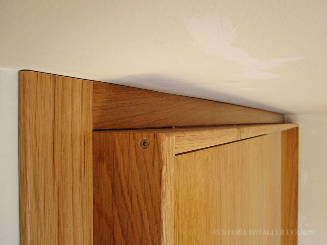 Transformacio moble portes obertura normal a correderes superior