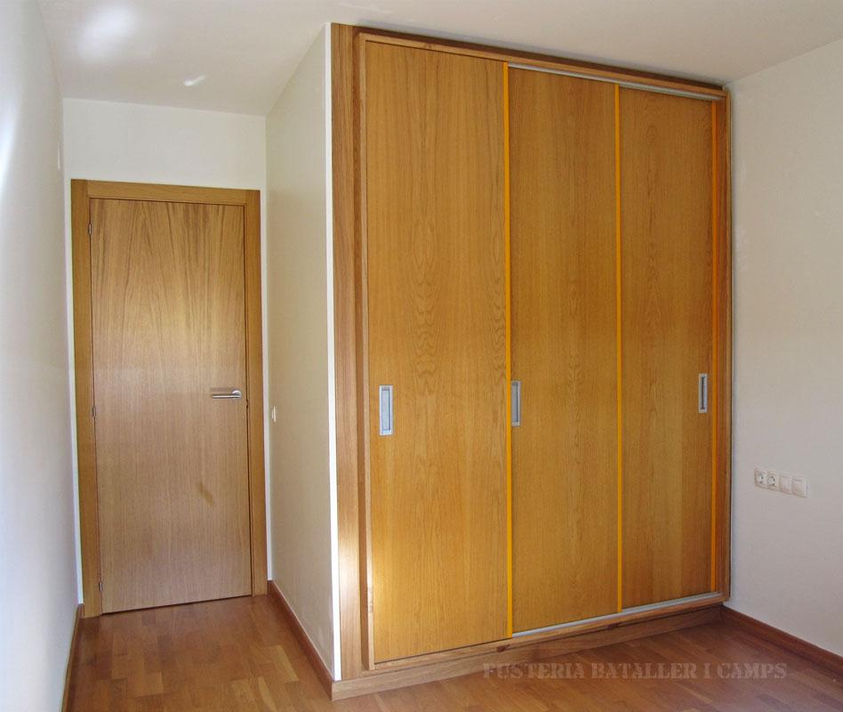 Transformacio moble portes obertura normal a correderes