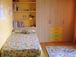 Habitacio infantil Taronja Verda Frontal
